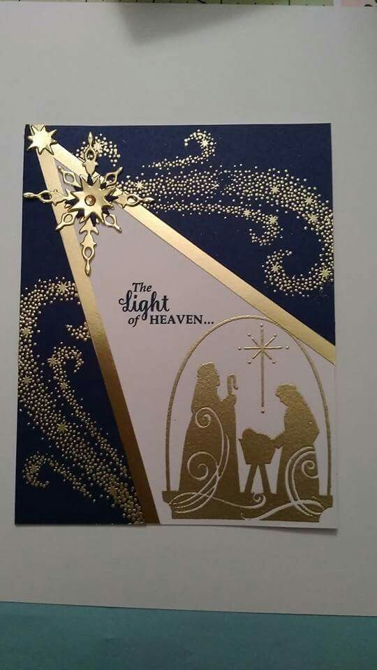 Stampin\' Up! Star of Light | Others\' Stampin\' Up! Cards | Pinterest ...