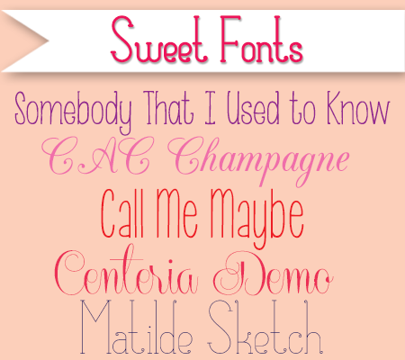 sweet fonts 50 free fonts for baby shower invitations and birth