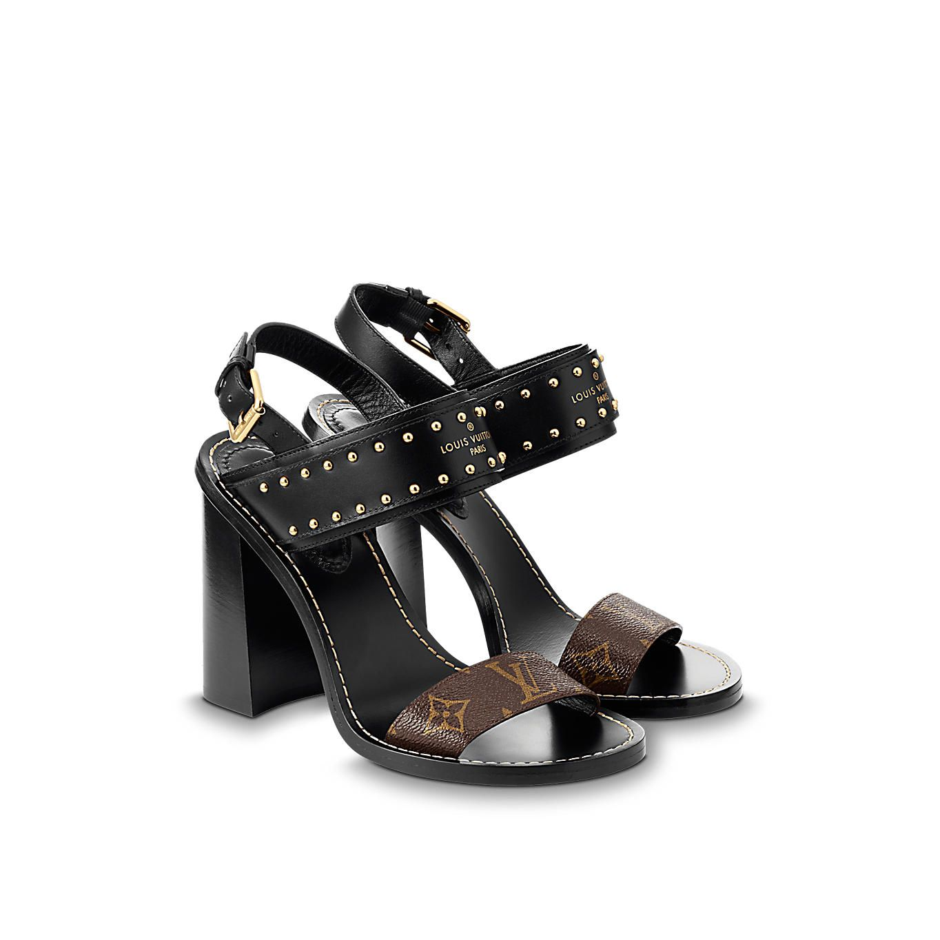 36469bb956f Nomad Sandal in Women s Shoes collections by Louis Vuitton