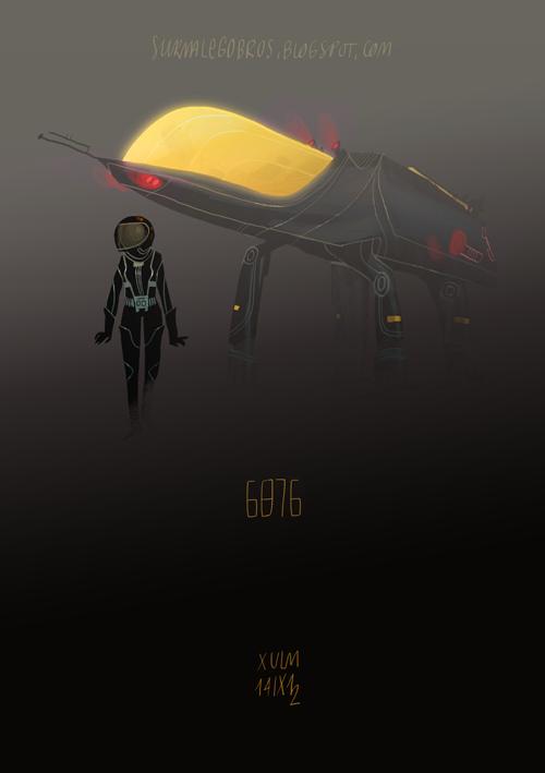 SURMALEGOBROS - 6876 (Alienator)