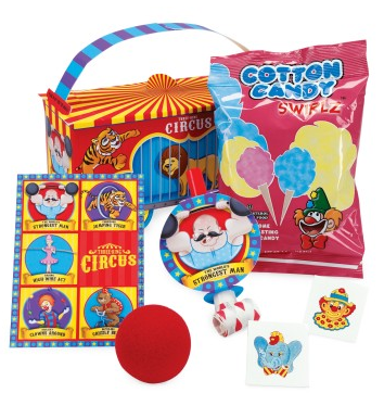Circus Decorations   Circus Party Favors   Circus Party Supplies
