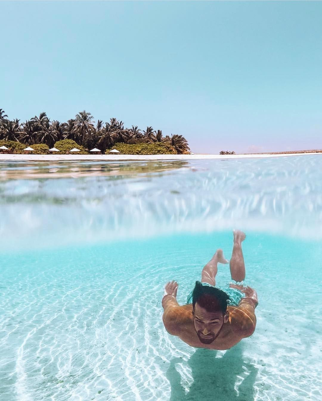 The Best Way To Enjoy The Crystal Clear Waters