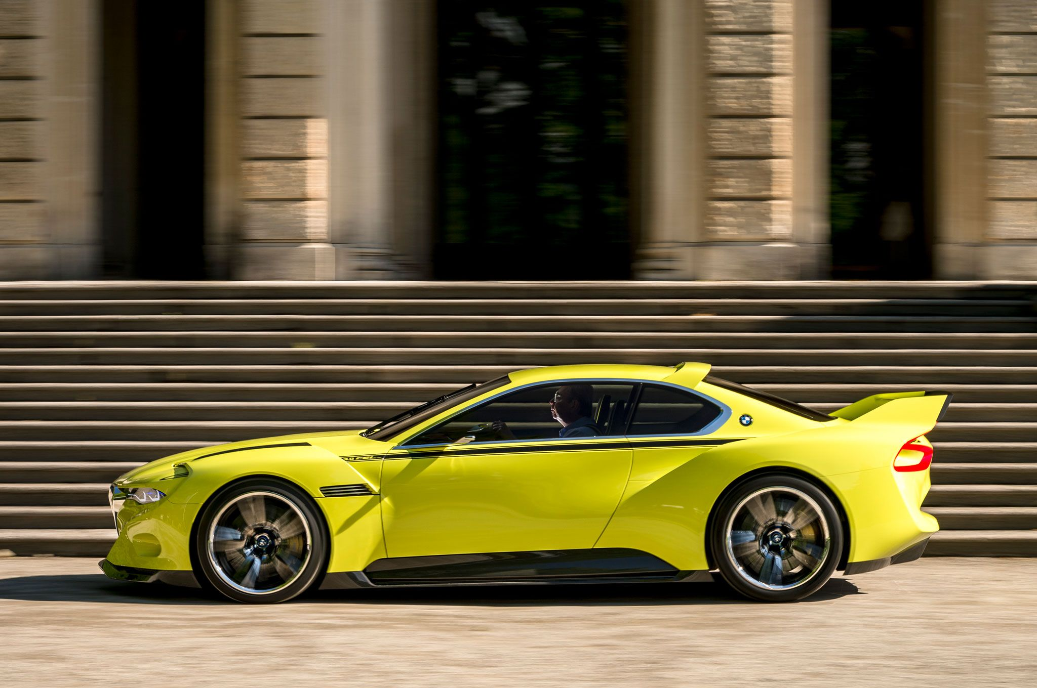 Bmw 3 0 Csl Hommage Concept World Exclusive First Drive Concept