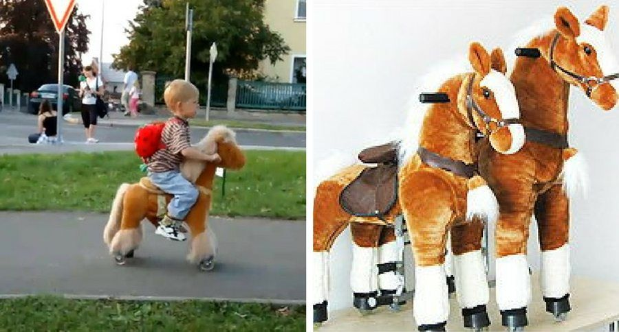 These toy horses are awesome!!