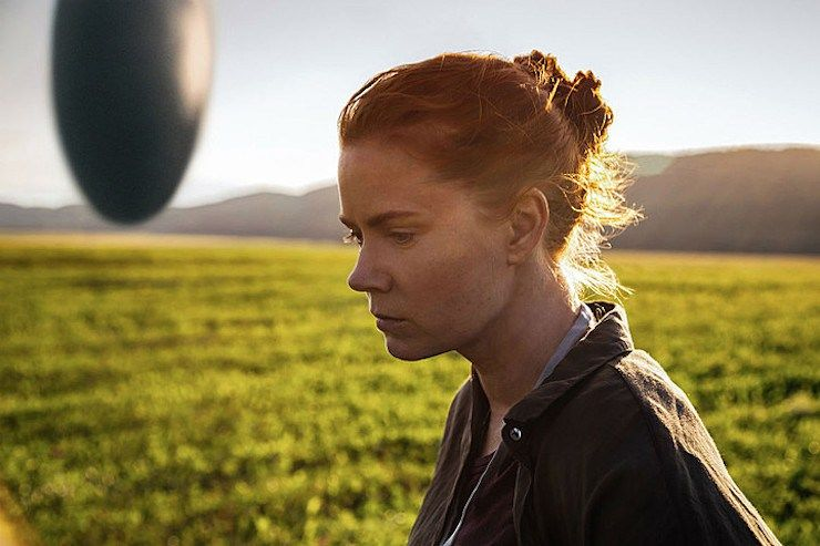 Arrival, Denis Villeneuve's adaptation of Ted Chiang's 1998 novellaStory of Your Life