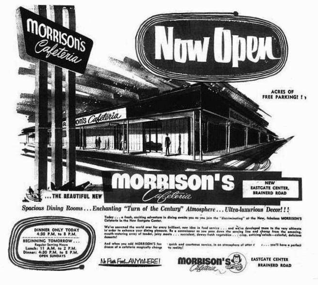 Morrison S Cafeteria Used To Be All Over Florida