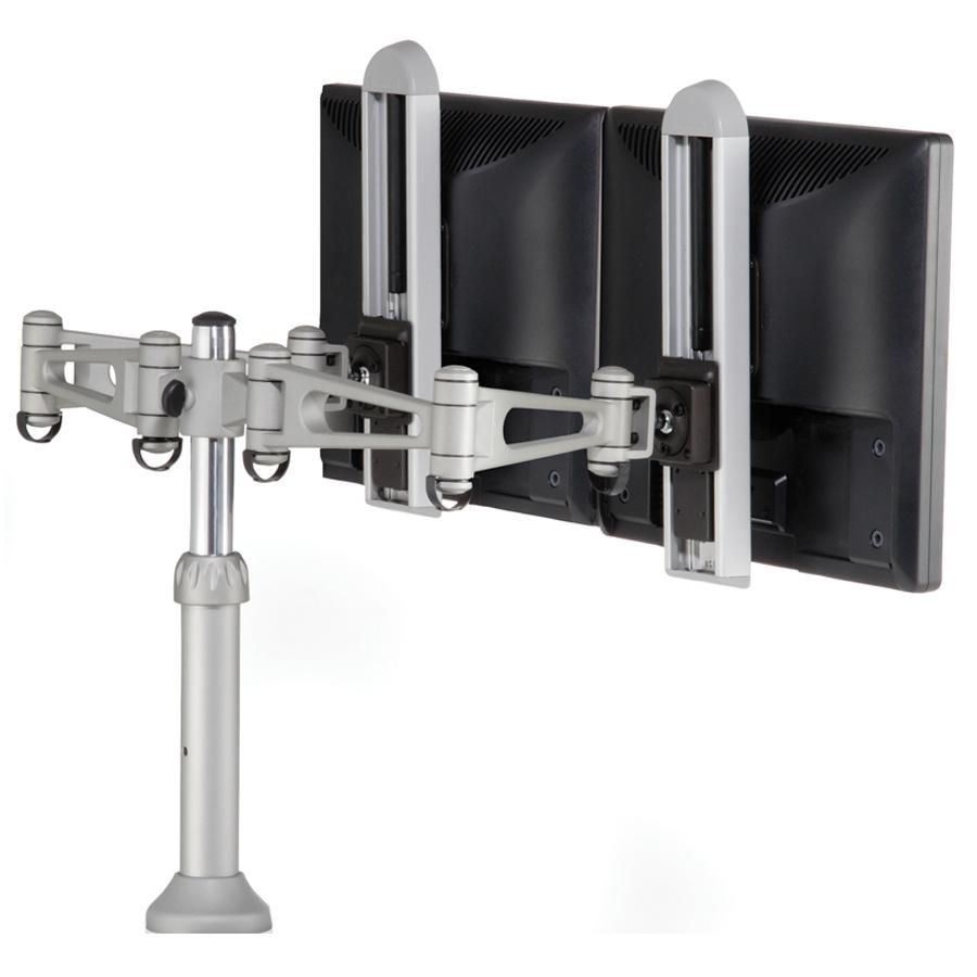Description of workrite willow monitor arm willow is specifically - Humanscale M7 Dual Monitor Arm The M7 Is A Totally Modular System That Allows You