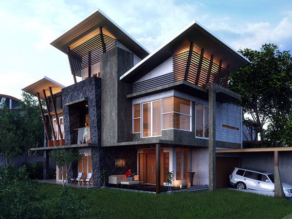 27 Elegant Exterior House Color Ideas - http://www ...