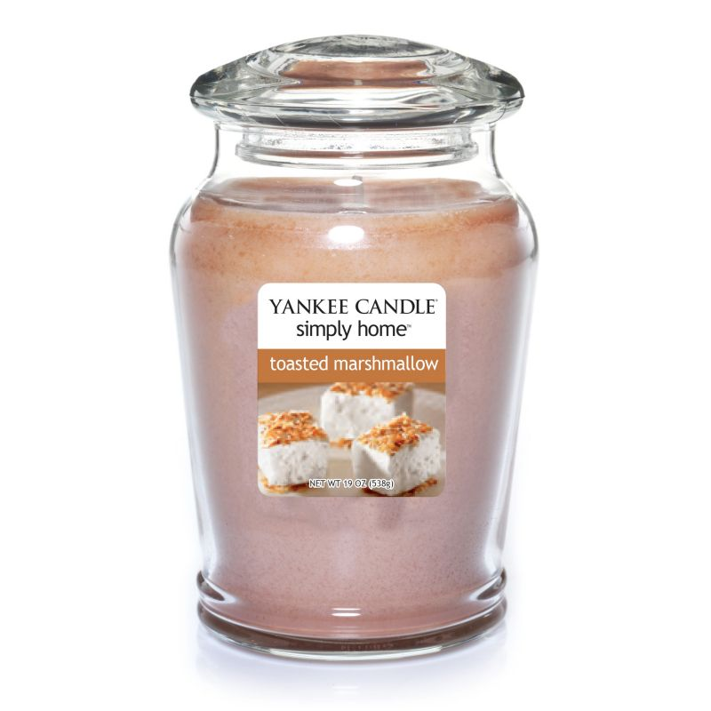 yankee candle toasted marshmallow light ma fire. Black Bedroom Furniture Sets. Home Design Ideas
