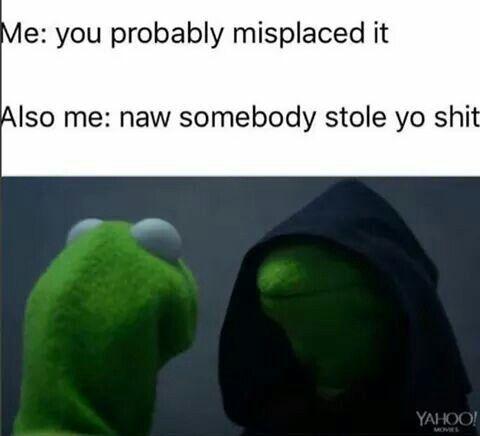 Me Vacations Over Back To Work Evil Kermit Meme Generator