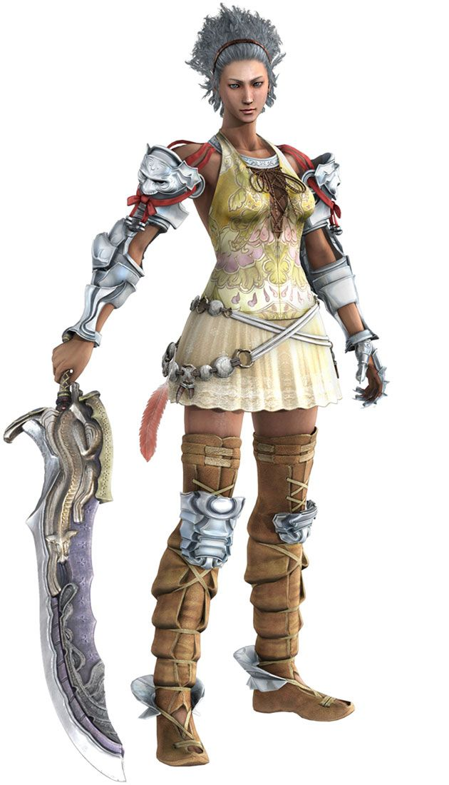 seth balmore from lost odyssey