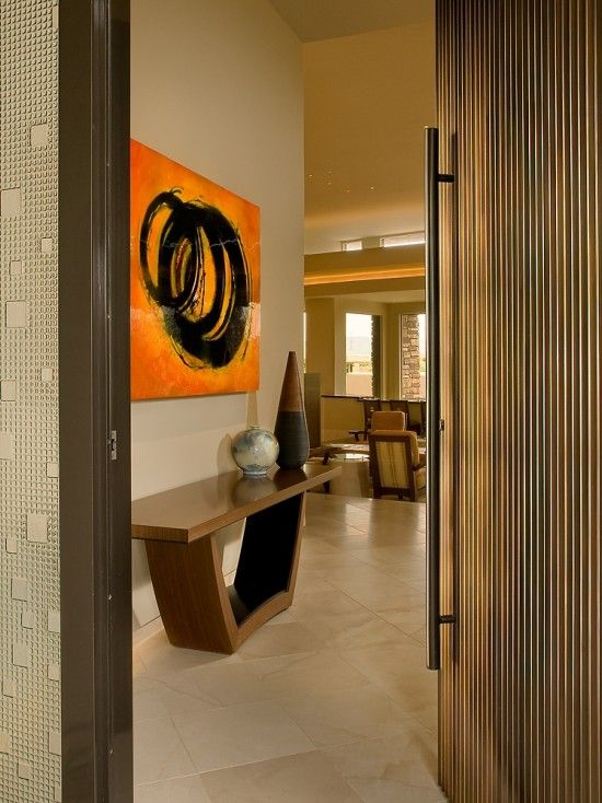 Dramatic Entry   Modern   Entry   Phoenix   By Angelica Henry Design