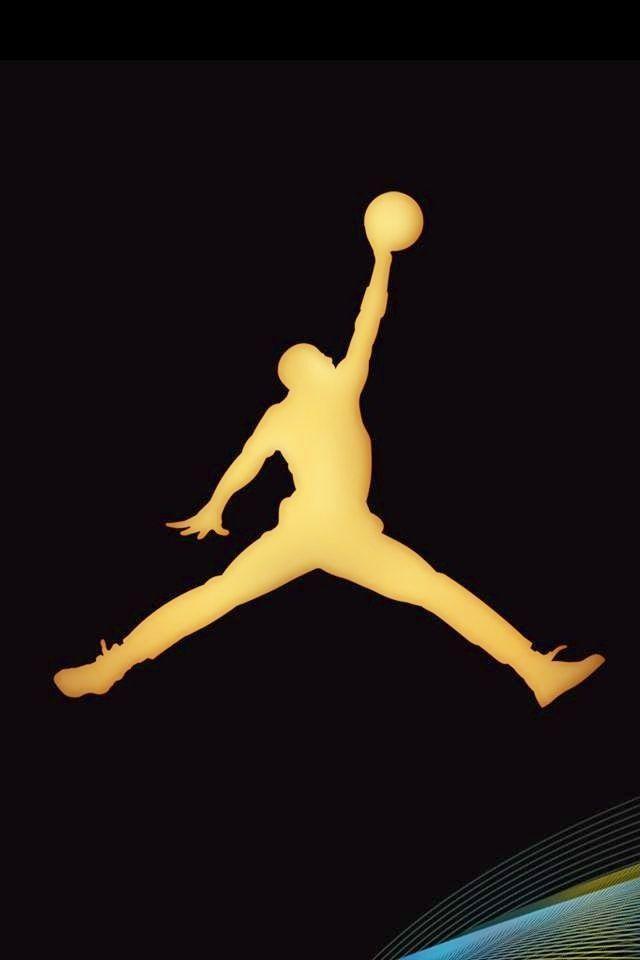 Jordan Is Pure Gold Jordan Logo Wallpaper Jordan Logo Jordans
