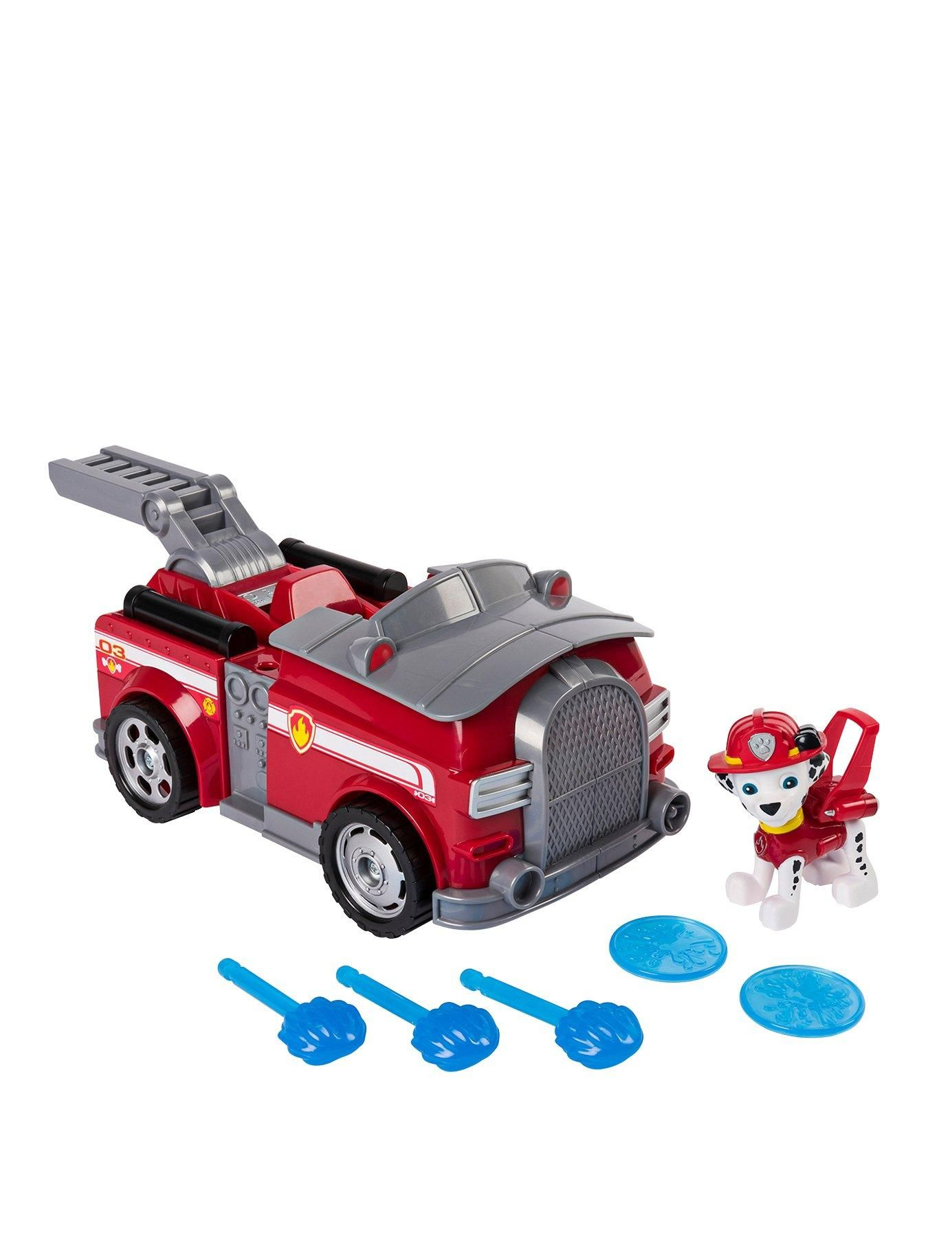 Paw Patrol Flip & Fly Vehicle Marshall in 2020 Fire
