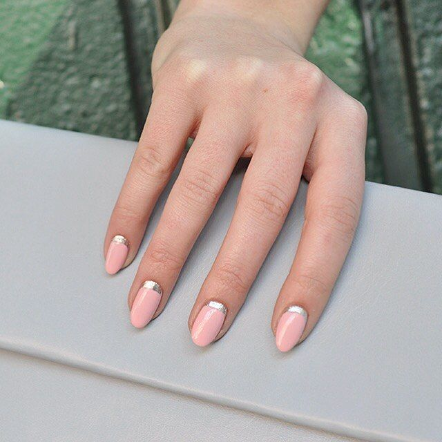 Make Your Nails Stand Out With An Almond Shape Manicure