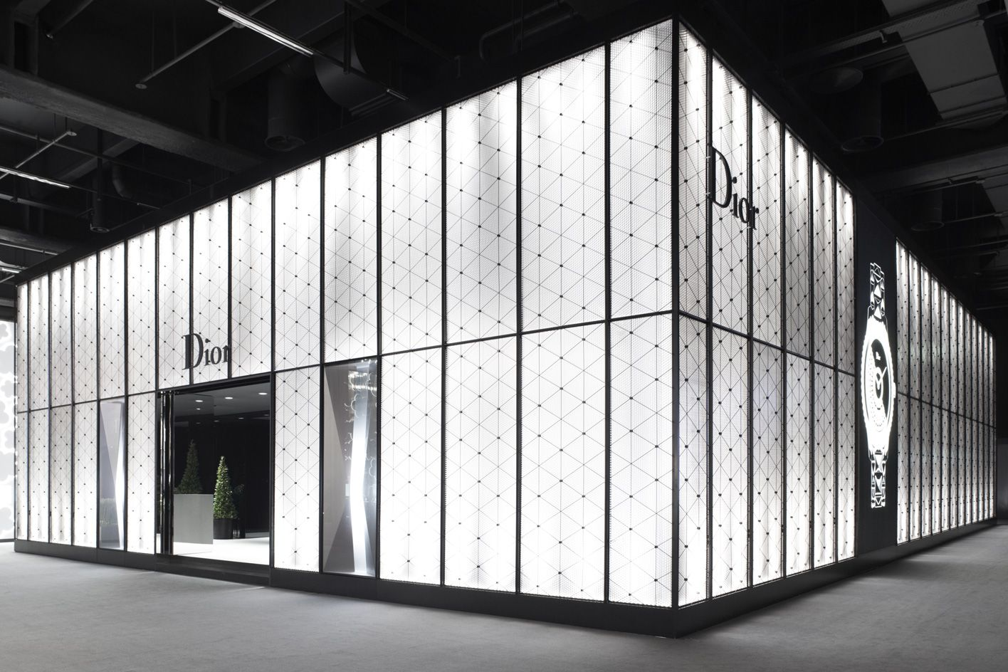 Exhibition Stand Wallpaper : Baselworld 2015 tour: our pick of the best pavilions at the worlds