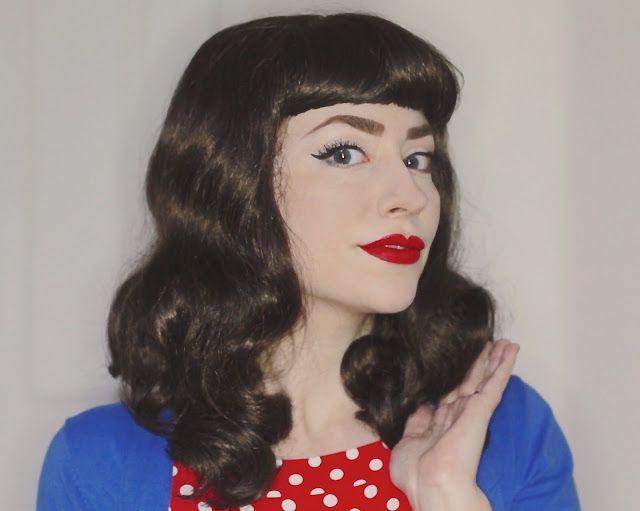 Pin On Vintage Hairstyles