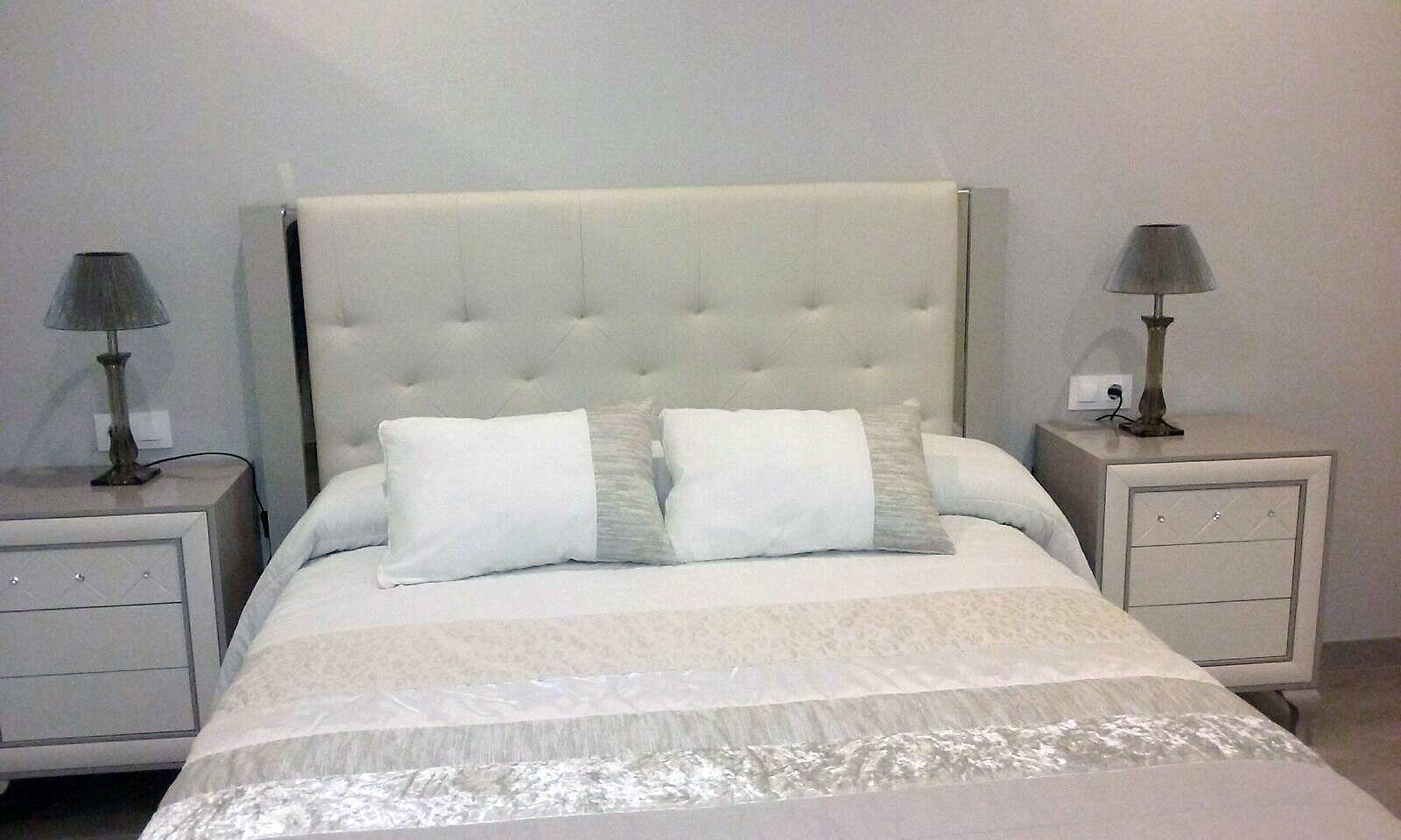 Proyecto de hogar 26763 dormitorio y sal n comedor - Muebles casanova catalogo ...
