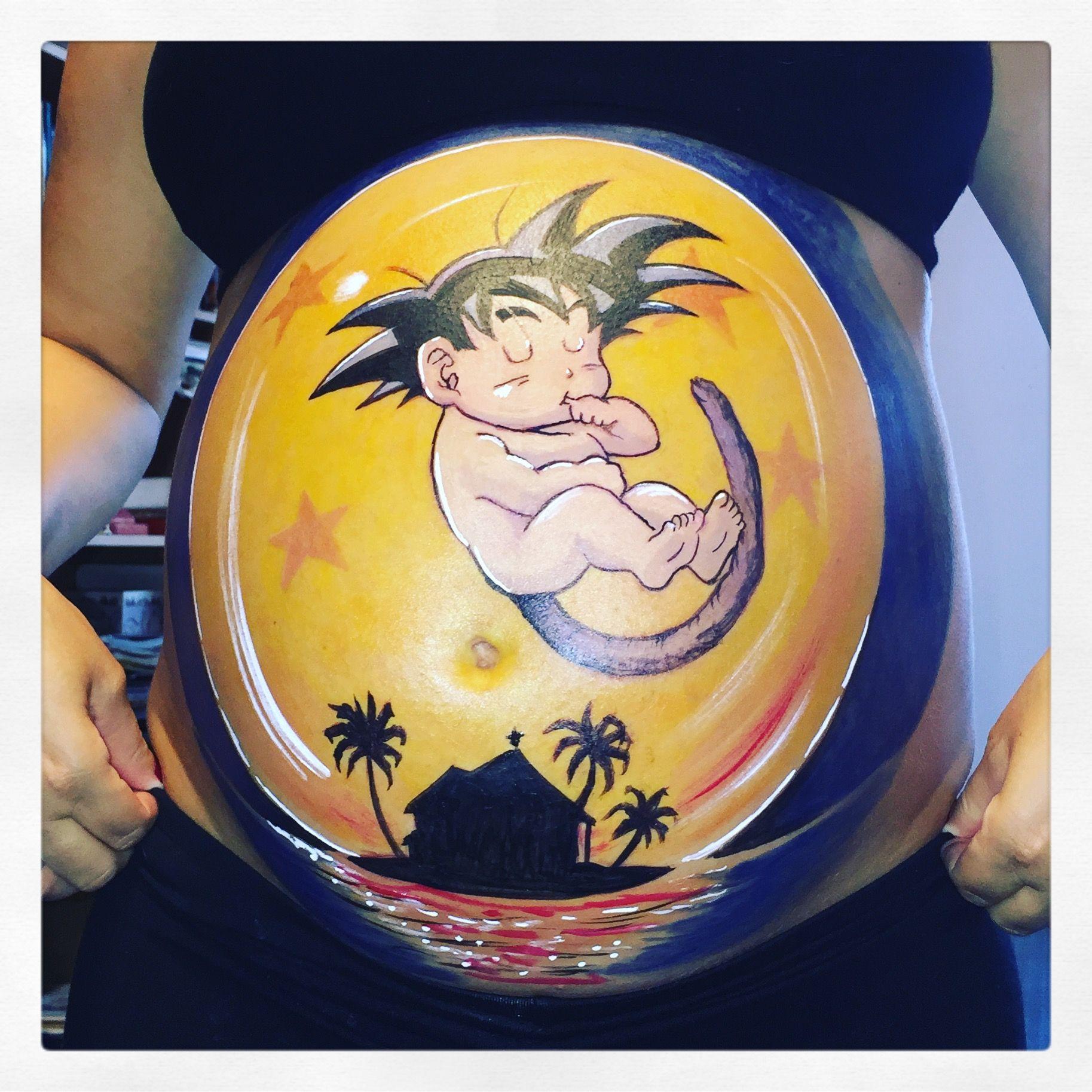 Ziemlich Goku Super Saiyan 1 Malvorlagen Galerie - Malvorlagen Von ...