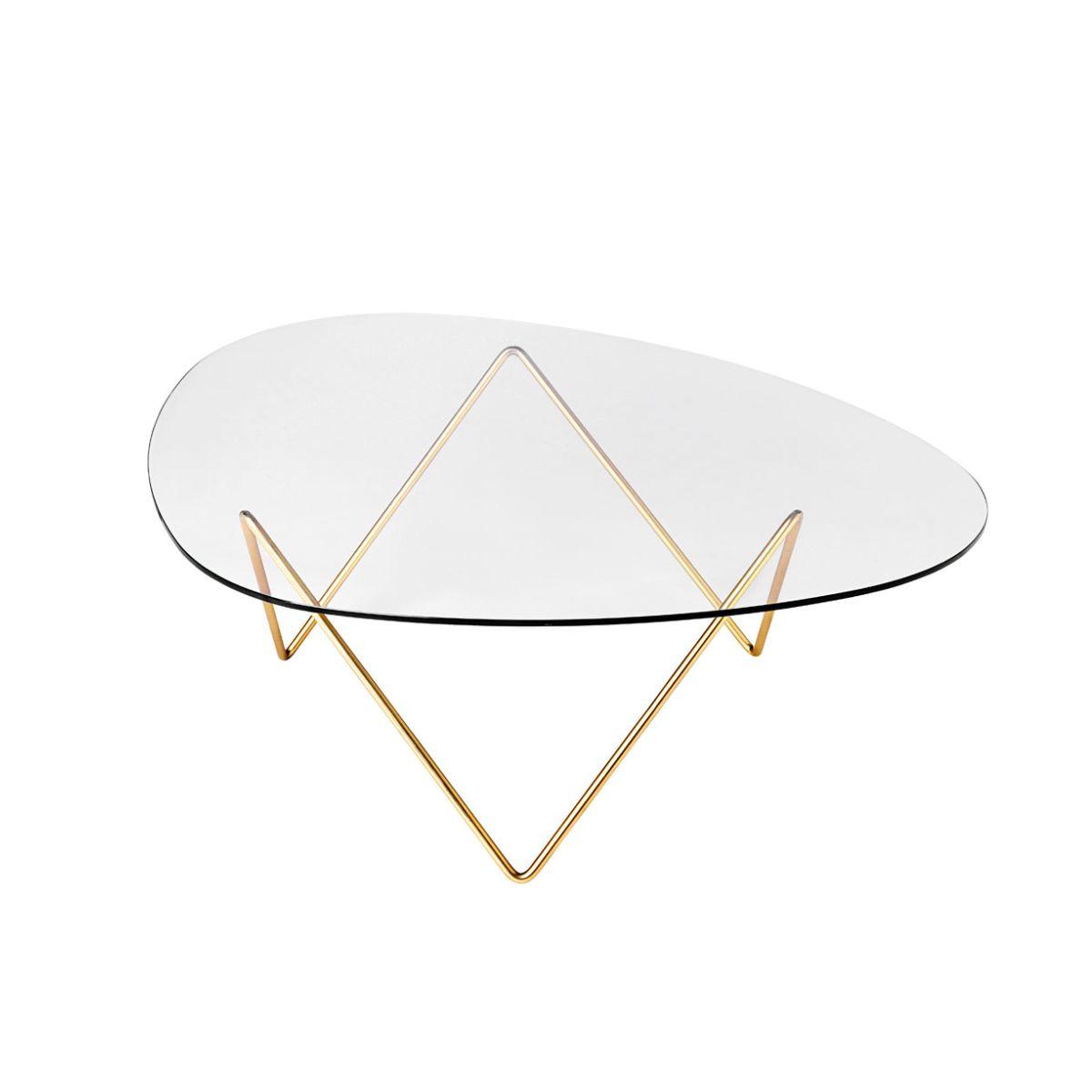 Pedrera Coffee Table Table Glass Design Contemporary Design