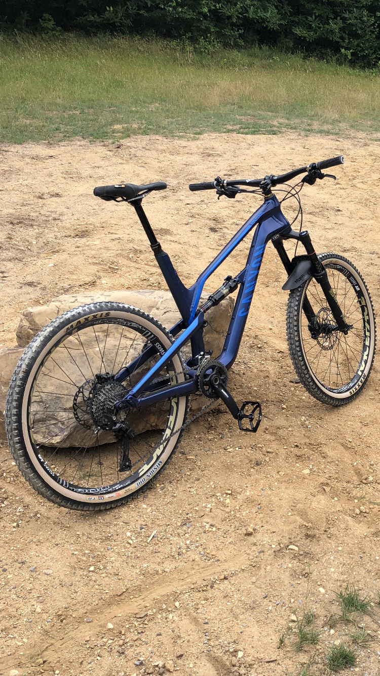 Spectral Mtb Bike Mountain Canyon Bike Mountian Bike