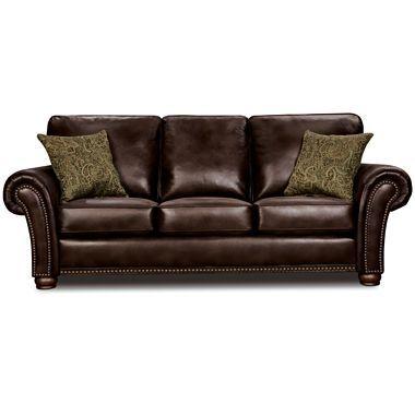 jcpenney sofa sets twin size sleeper sofas brandon home living area decor organization
