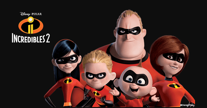 Incredibles 2 Cast Reviews Release Date Story Budget Box Office Scenes The Incredibles Comic Movies Disney Marvel