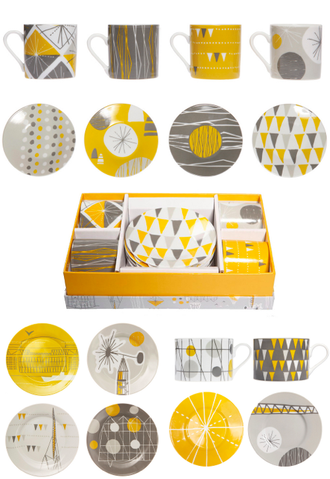 Festival Tableware Collection from Mini Moderns // via @carina murray / crow & canary