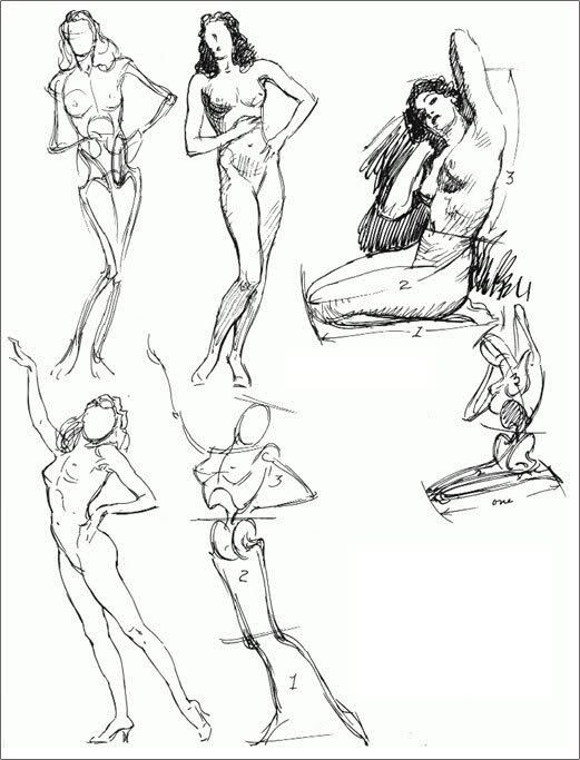 Poses Para Dibujar Figura Humana Buscar Con Google Pintura Y