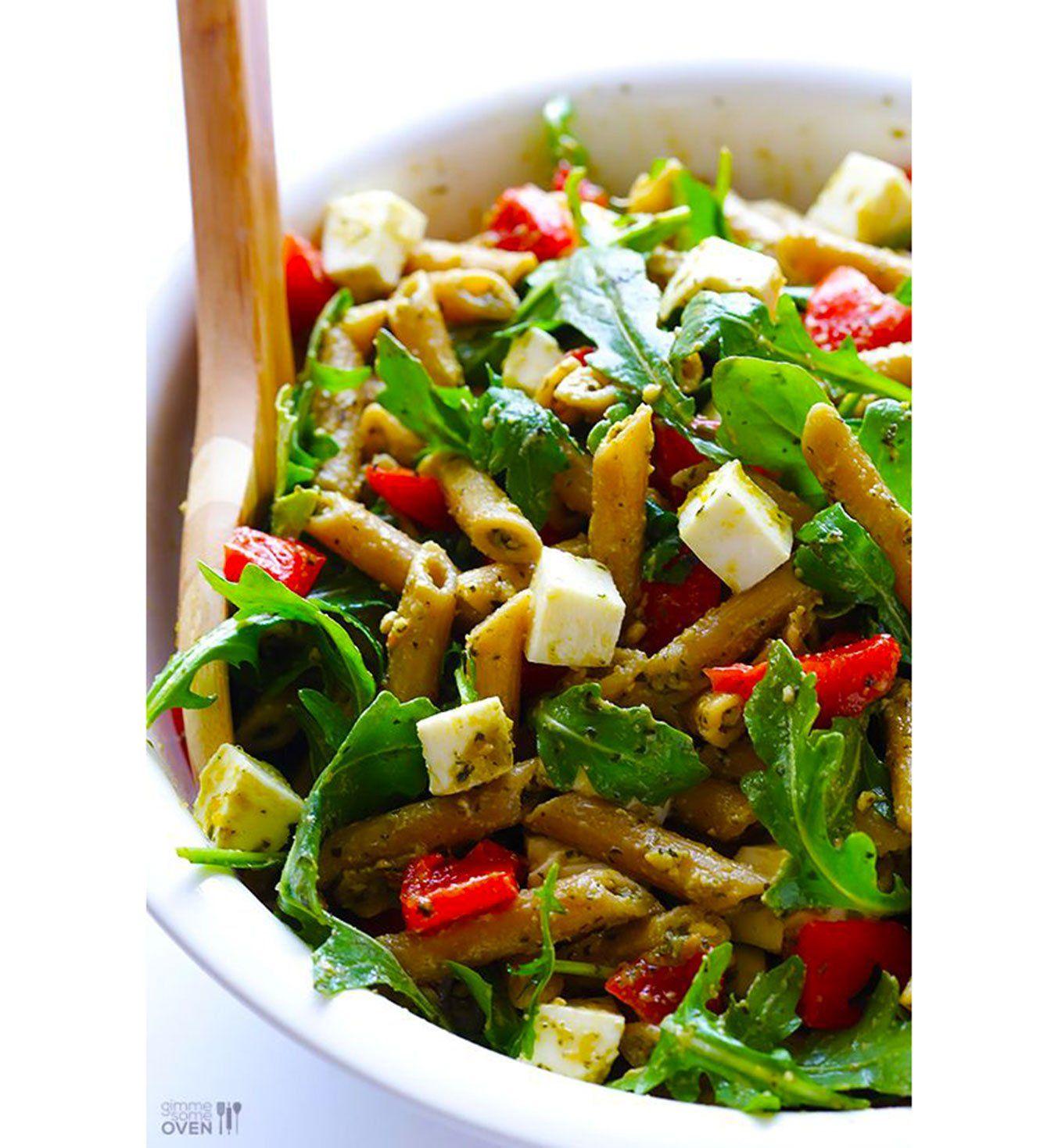 salade pate | Recettes | Pinterest | Salade pate, Pâtés et Salades - Salade Pates Pesto