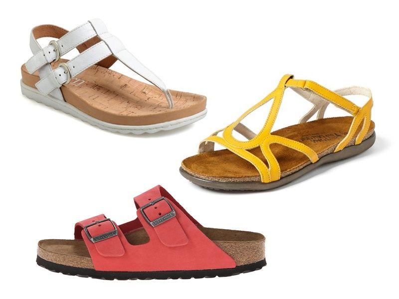 10 Best Comfortable Walking Sandals