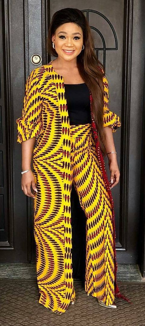 ankara slaying trends in 2018, African fashion,