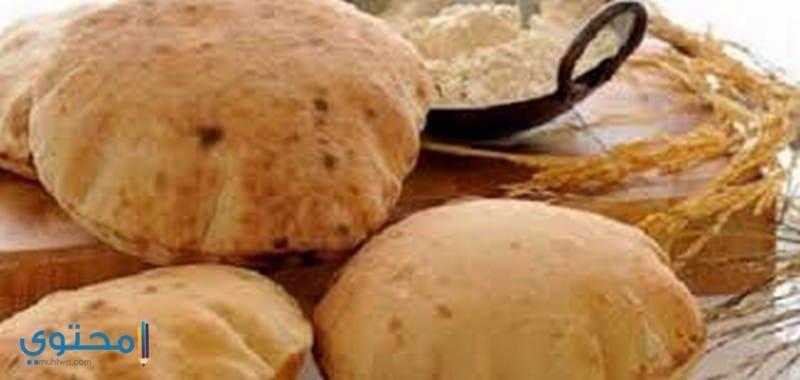تفسير رؤيه الخبز فى المنام معني العيش في الحلم In 2020 Savoury Baking Bread Egyptian Food