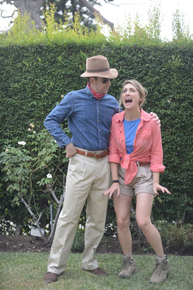 70+ Couples Halloween Costumes You Won't Have to Beg Your Partner to Wear #couplehalloweencostumes