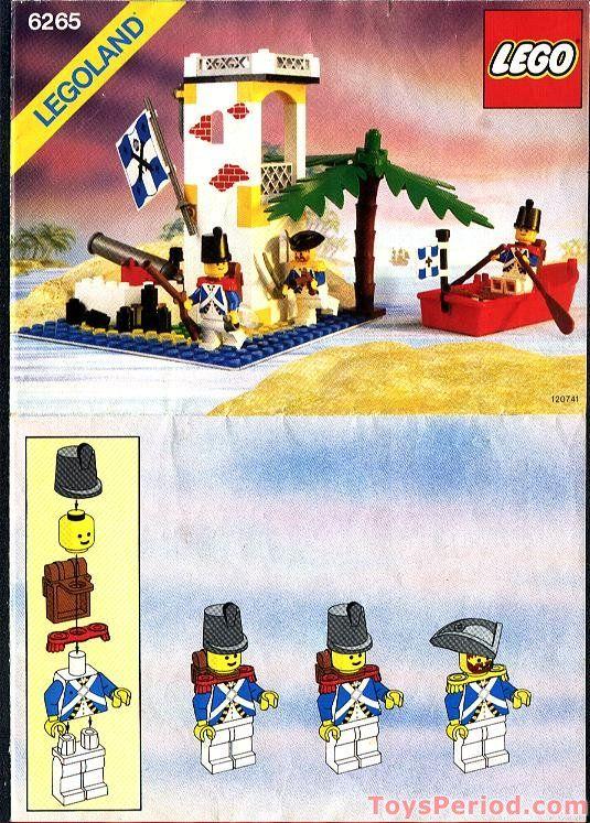 Sabre Island Free Instruction Page 1 Legos Pinterest Lego