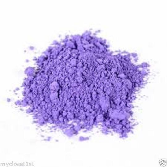 USA Matte Lavender Ultramarine Pigment Powder dye Light Purple dye Soap colorant #LavenderPigmentPowder