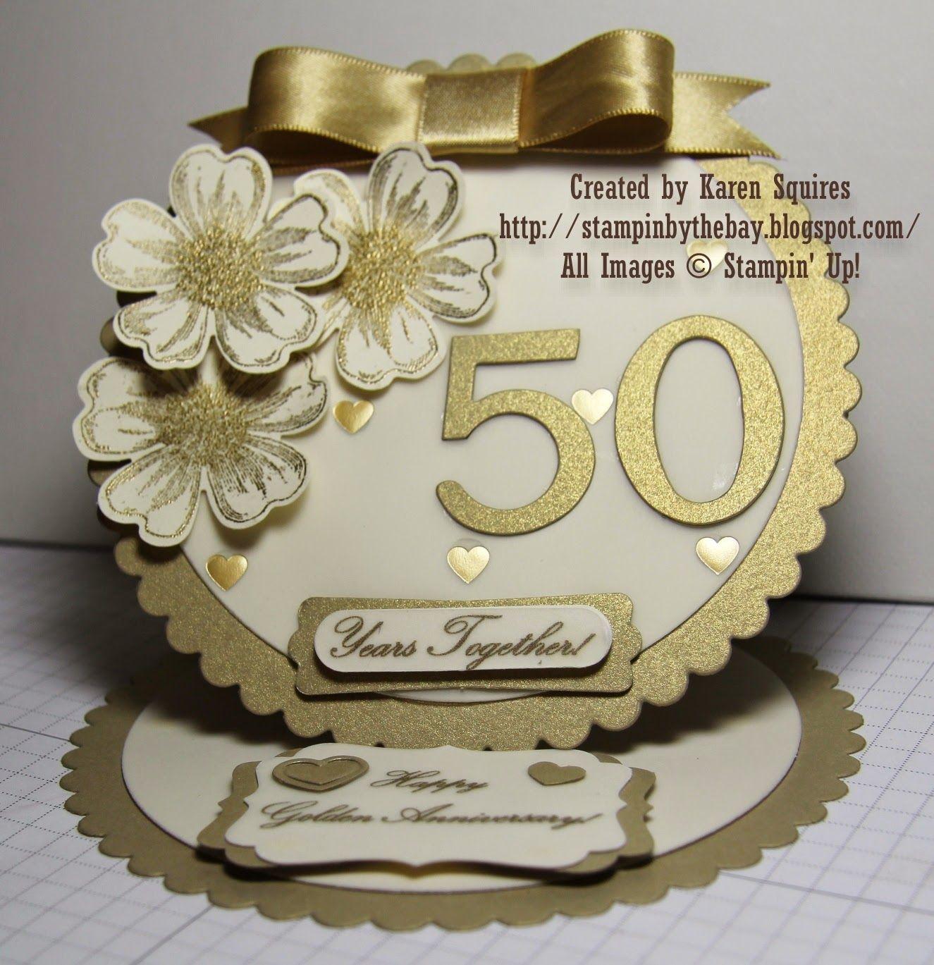Mamá 50 Aniversario Tarjeta