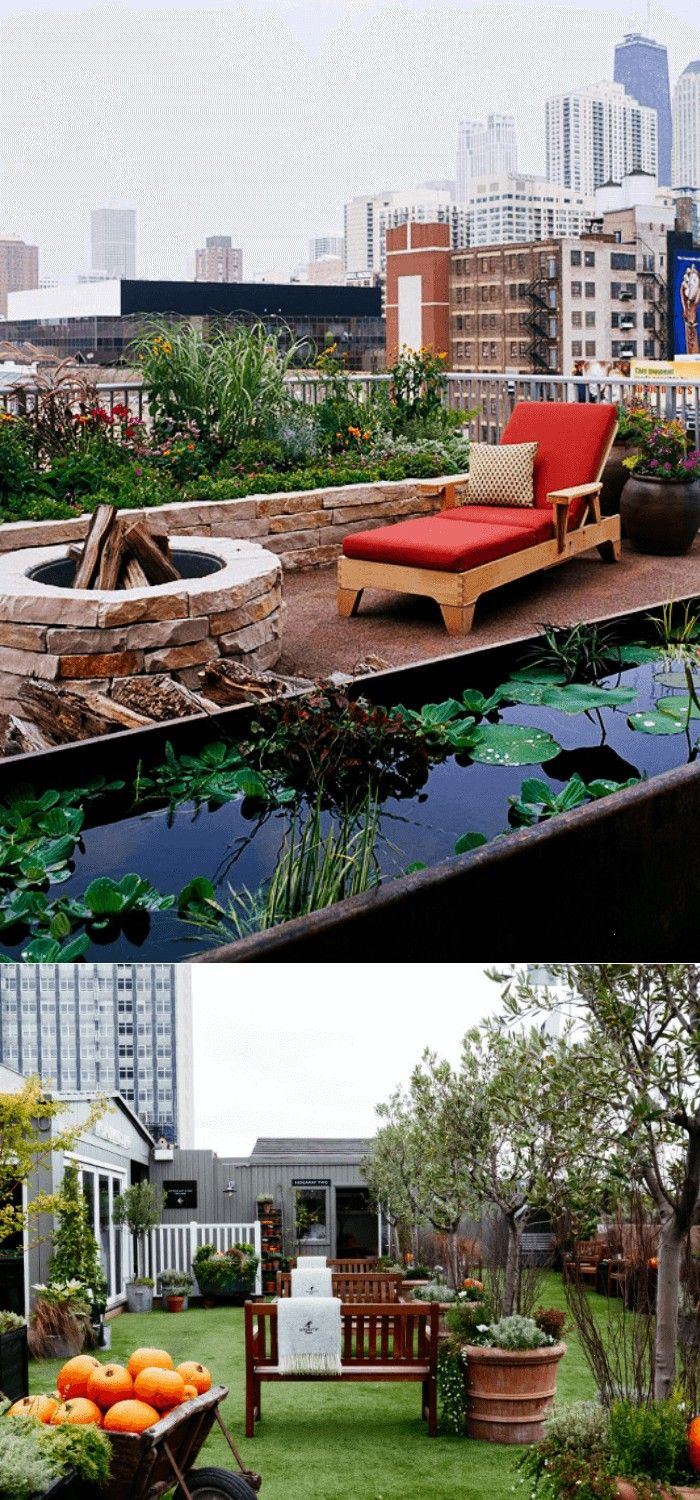 Best ideas and designs for roof gardens for 2020  Skyline  Roof garden   12 Best ideas and designs for roof gardens for 2020  Skyline  Roof Garden Ideas  Designs Farm 12...