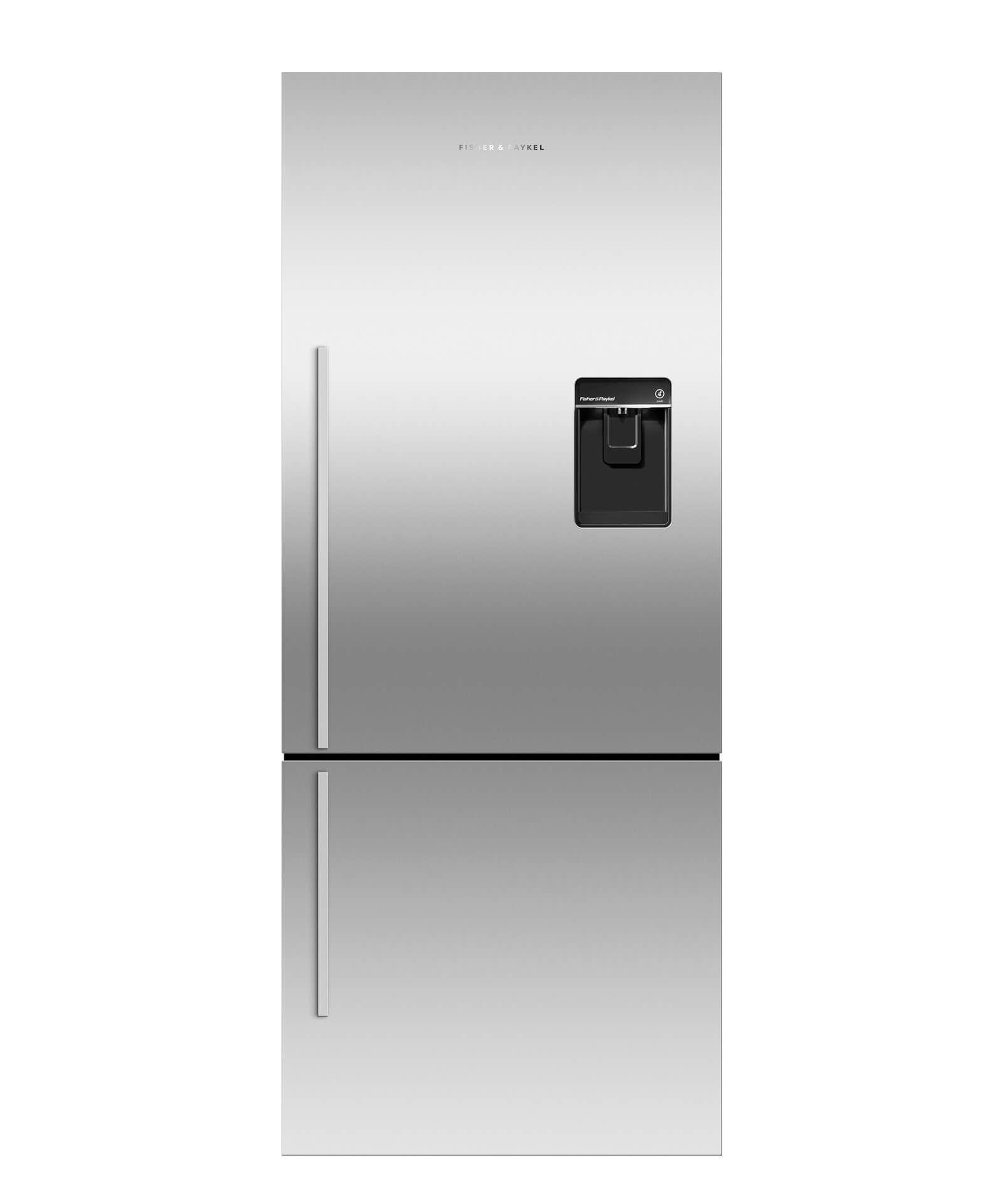 E442brxfdu5 Activesmart Fridge 680mm Bottom Freezer With Ice Water 442l 25349 Bottom Freezer Fridge Freezer