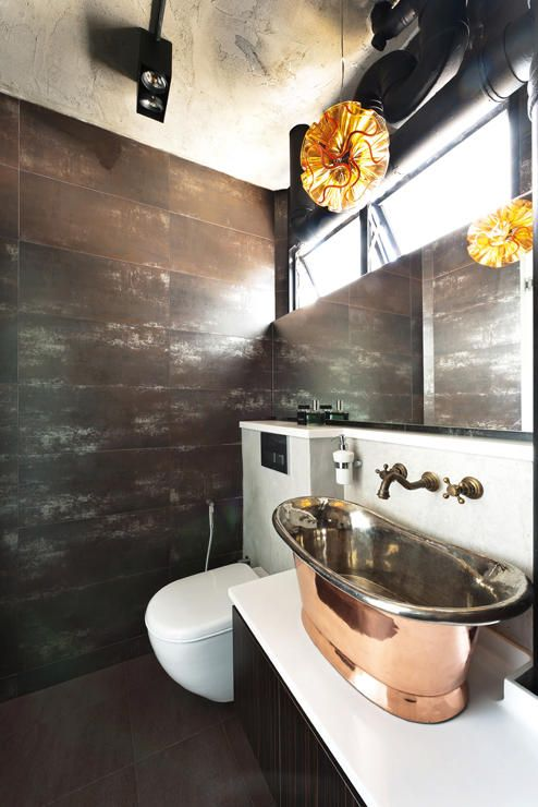 HDB Bathrooms That Are Both Practical And Luxurious Singapore - Designer bathroom sinks singapore