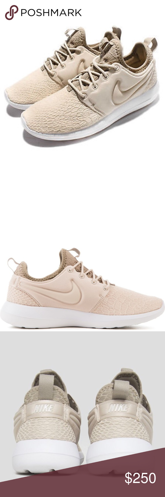 best authentic 567fd 72844 Nike Roshe Two SE Casual Sneakers - Oatmeal I have this ...