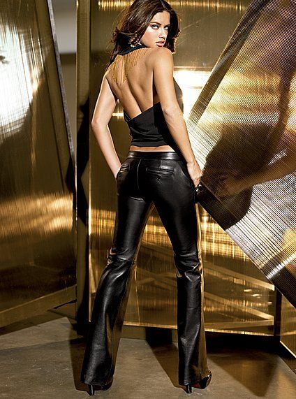 vs leather pant adriana lima vs pinterest leather trousers leather and latex. Black Bedroom Furniture Sets. Home Design Ideas