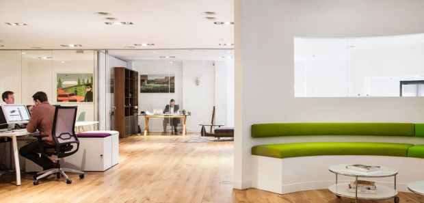 This Communication Agency From Ireland Has A Really Inspiring Office Office Space Design Office Inspiration Workspaces Office Design