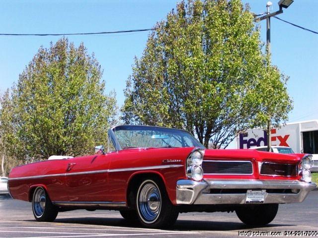 1963 Pontiac Catalina Cars Usa Cars Trucks Pontiac Catalina