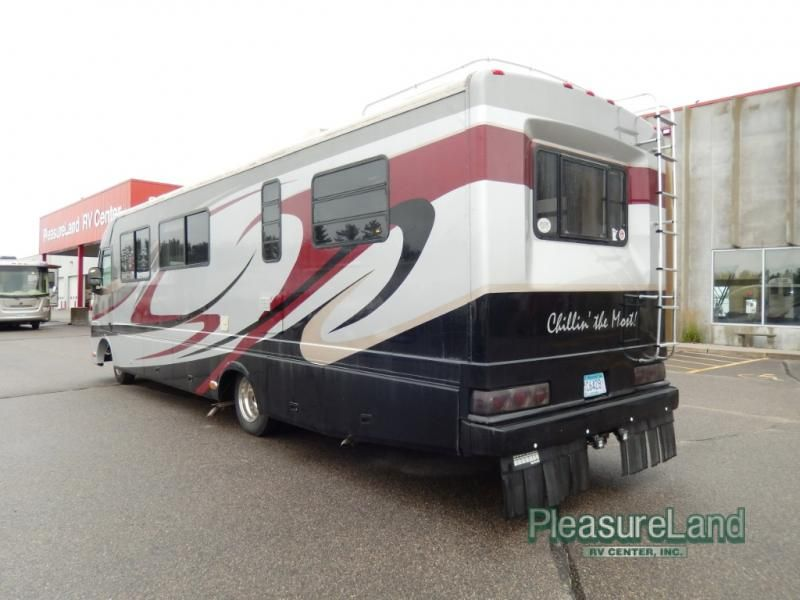 Used 1992 Fleetwood Rv Pace Arrow 33 Motor Home Class A At Pleasureland Rv St Cloud Mn 1402 17b Fleetwood Rv Fleetwood Rv