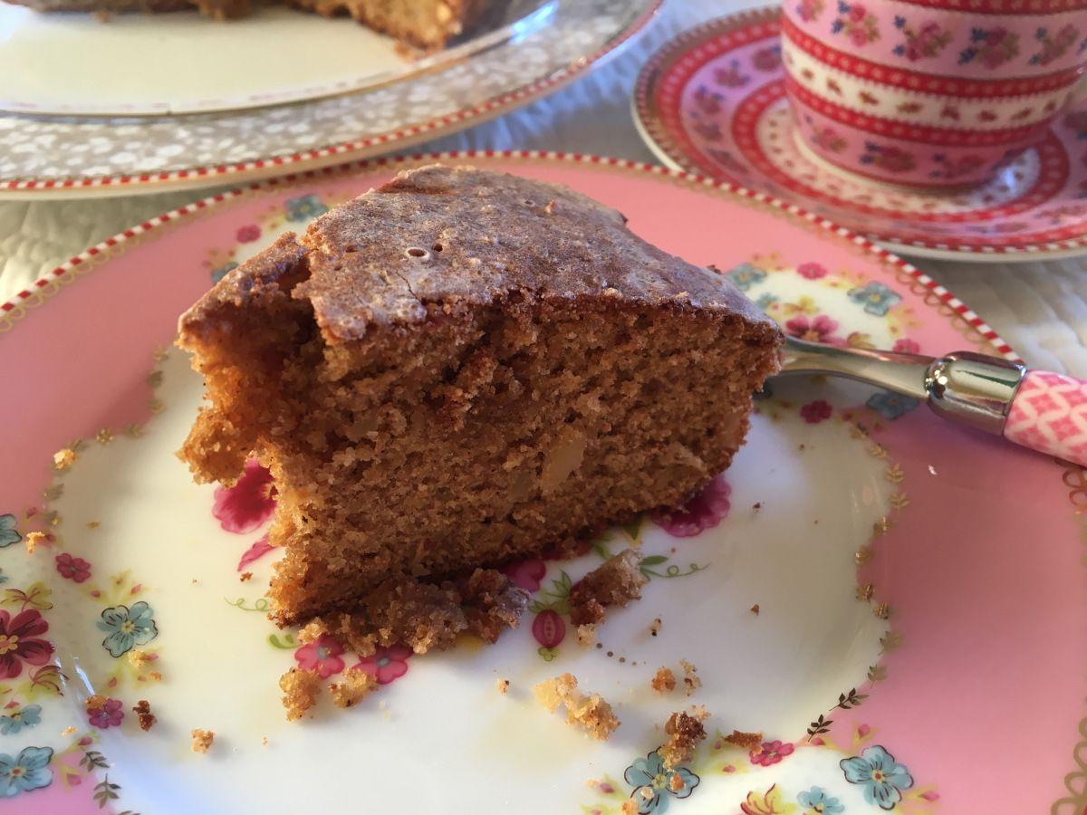 Kaffee Nuss Dinkel Kuchen Laktosefrei Und Fettreduziert Aber Sehr