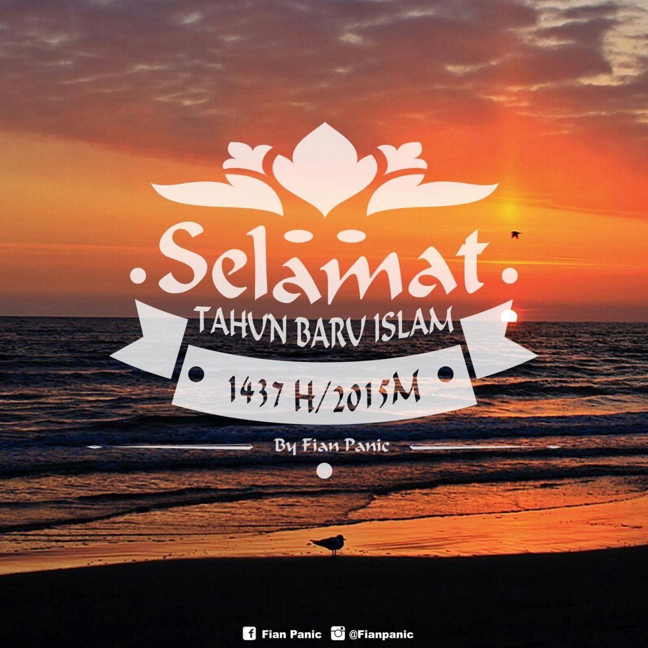 Koleksi Gambar Ucapan Selamat Tahun Baru Islam Hijriyah  Islam