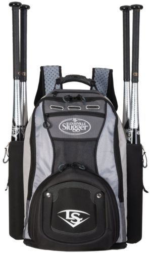83e8ab6c0034 Equipment Bags 50807: Louisville Slugger Platinum Equipment Backpack ...