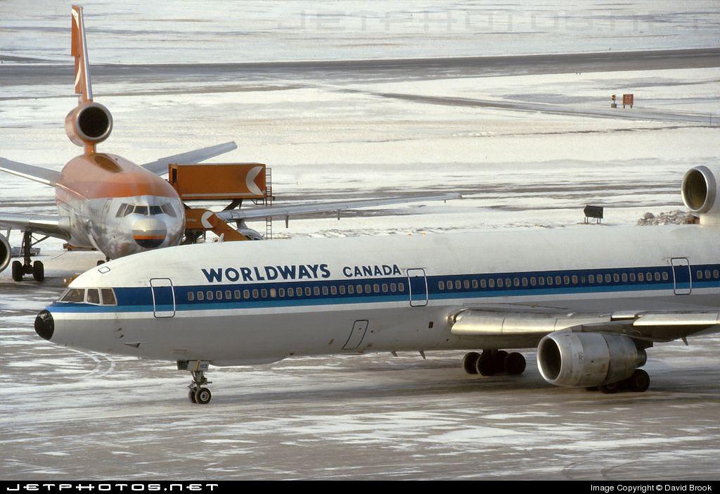 Worldways Canada Lockheed L10113851 Tristar 1