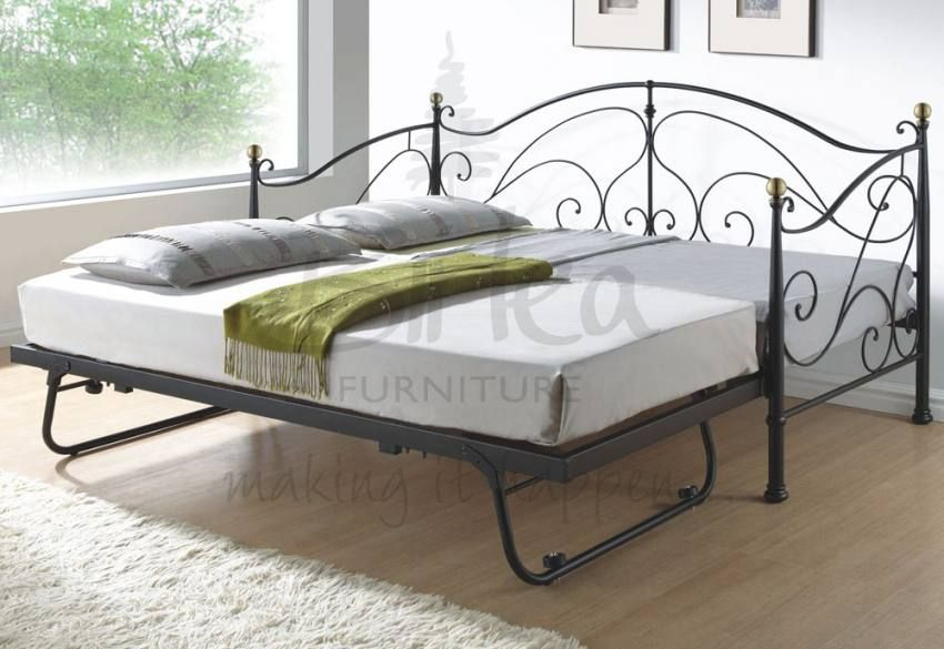 Sleeper Couch Day Bed Mebel Perabot Kamar Tidur